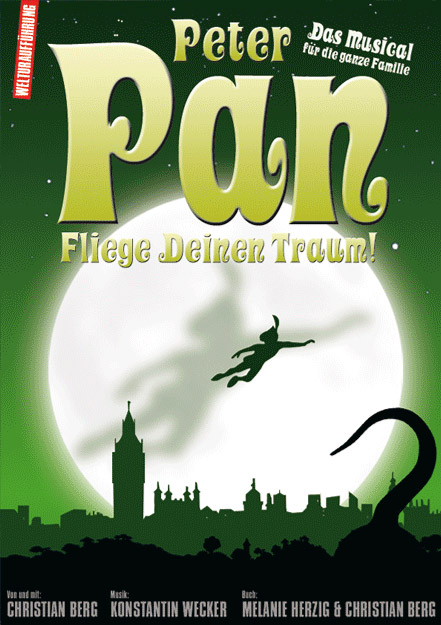 Melanie Herzig Kindertheater · Peter Pan