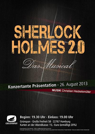 Sherlock Holmes Showproduktion