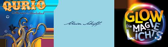 Melanie-Herzig-Entertainment-TUI-Logos